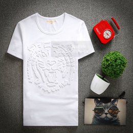 2017 New Fashion Summer T Shirt For Men V Neck Short Sleeve T-shirt Casual Style Men Brand Clothing Free Shipping