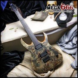 Descuento cuerdas custom shop Venta al por mayor Mayones guitarra 6 cuerdas mayones duvell custom guitarra elite! Tienda personalizada Seymour duncan pikcups