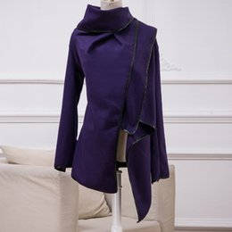 European and American high quality women's dress and body style patchwork coat of coat trench coat