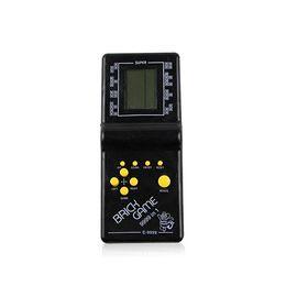 Livraison gratuite Classic Tetris électronique portable LCD console de jeu jeux de puzzle jeux vidéo console de jeux à partir de jeux vidéo classiques fournisseurs