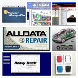 Wholesale 2017 Alldata work on XP Windows system and alldata mitchell on demand software in TB HDD