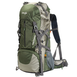 OSEAGLE mountaineering bag outdoor backpack professional shoulders men and women large capacity waterproof Duffel bags EXW Price