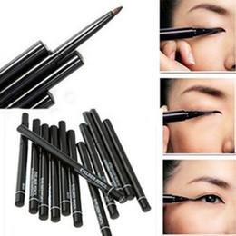 Wholesale Makeup Eyeliner Pencil Make up Eyeliner Pen Easy to Wear Long Lasting Waterproof