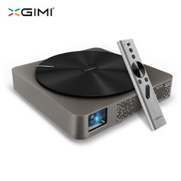 In stock XGIMI Z4 Aurora DLP 4K Projector 3D Android Full HD Projector 1080p Home theater Beamer for mini portable proyector