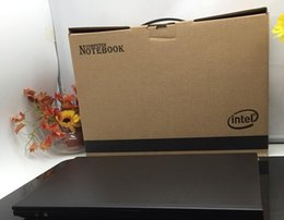 Wholesale GET brand new New Inch Laptop Notebook Qual Core CPU J1900 with GB RAM TB HDD WIFI HDMI PC Computer