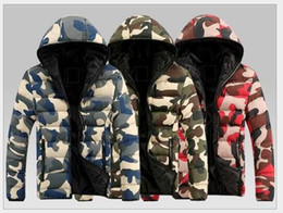 New Arrival Jacket Men Thick Warm Jacket For Men Plus Size 4XL Jackets Fashion Army Style Camouflage Color Men's Jacket