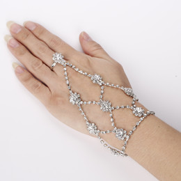 Four Leaf Clover jewelry CZ charms Rhinestones bracelet fashion top quality Gift For Women bracelets summer style