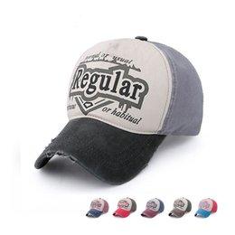 2016 chapeau de base-ball chaud de soleil de mode d'automne chapeau de camionneur européen et américain de camionneur chapeau extérieur de loisirs à partir de la mode en plein air européen fabricateur
