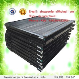 Atlas Copco Screw Air Comperssor 1613836500(1613 8365 00) Aluminum Plate-fin Air Radiator Oil Cooler Combined Cooler Heat Exchanger