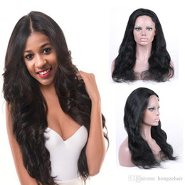 Malaysian Brazilian Remy Human Hair Body Wave 360 Lace Frontal Closure Pre Plucked Natural Hairline With Baby Hair Hand Tied Lace Wigs