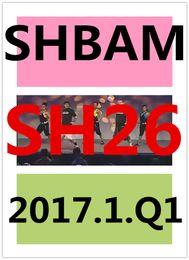 Top-sale 2017.1 January Q1 New Routine SH BAM 26 Aerobics Exercise Fitness Videos BAM26 SH26 Video DVD + Music CD