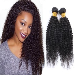 Resika 8A Brazilian Kinky Curly Hair Bundles Brazilian Human Hair Extensions Brazilian Curly Virgin Hair WEAVES Free Shipping