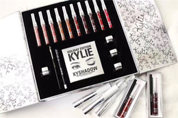 Wholesale Newest Kylie Cosmetics Holiday Collection Big Box PREORDER INTERNATIONAL Holiday Collection big box freeshipping by dhl