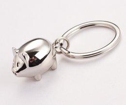 Lovely Mini Porte-clés en porcelaine porte-clés Cute Gift Keyring Porte-clés Charm Decor Keyfob à partir de décor de zinc fournisseurs