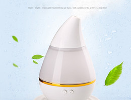 New Hot Sale Mini Ultrasonic Humidifier USB Humidifier Car Aromatherapy Essential Oil Diffuser Atomizer Air Purifier Mist Maker Fogger
