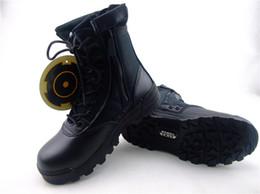 Delta Tactical Boots Desierto Militar SWAT American Botas de combate Zapatos al aire libre Breathable Wearable Botas de senderismo EUR tamaño 39-45 desde bota militar proveedores