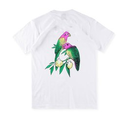 Stus Parrots Birds T Shirts Men Women 100% Cotton O-neck Logo Tee US Size 2017 New High Quality Skateboard T-shirt