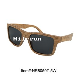 classic low price wooden frame sunglasses