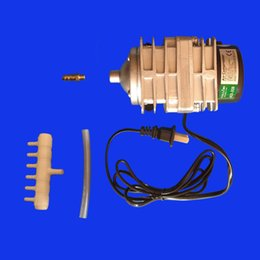 Wholesale 45L min W Electrical Magnetic Air Compressor For Aquarium and Tube Ozone Generator pc Starts