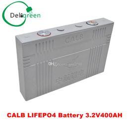 Batterie batterie CALB LIFEPO4 3.2V400AH (série CA) pour véhicule électrique / énergie solaire / UPS / stockage d'énergie, etc. à partir de énergie ups fabricateur
