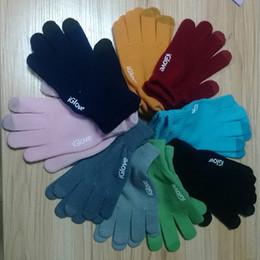 Acheter en ligne Nouveaux écrans de téléphone-2017 nouveaux gants capacitifs d'écran d'iGlove unisex multi usage pour les gants tactiles d'iGloves de téléphone d'iphone ipad avec le paquet de détail 9 couleurs