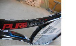 Wholesale Genuine Carbon Fiber Tennis Racket Racquets Equipped with Bag Tennis head Grip Size raquetas de tenis