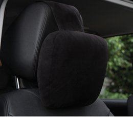 Neck pillow 28*22*5cm Seat Cushions Car neck pillow can provide the neck support effectively and eliminate fatigue Interior Accessories