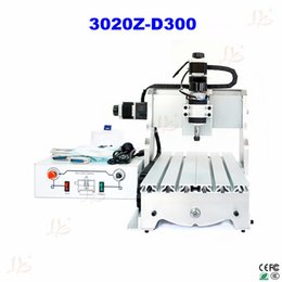 Wholesale mach CNC Z D300 Router milling machine Easily produce name badges equipment tags small signs plaques and awards