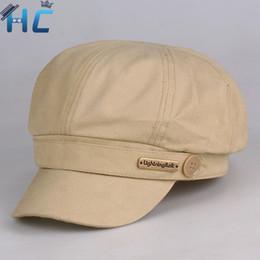 Compra Online Sombreros casual para los hombres-Sombrero al por mayor-2016 de la boina de SpringSummer para los hombres de las mujeres