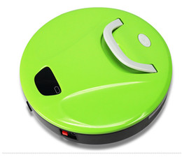 Wholesale 2016 new intelligent sweeping robot vacuum cleaner smart home automatic scrubbing machine mopping the floor