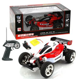 Wholesale New GIFT Child Electric Toy RC Car High Speed Remote Control Charge Car Toys High Speed Remote Control Car Automobile Model