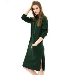 Платья из шерсти и кашемира купить