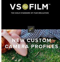 Wholesale VSCO FILM for Lightroom CC and Photoshop CS6 CC