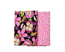 fabrics prints, cotton fabrics Pink large rural style series printing cloth , clothing pillow handbag purpose high quality Vb fabric