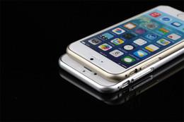 Nouveau cadre de téléphone de téléphone d'arrivée pour l'iPhone d'Apple 6 cas de téléphone portable de 6s Protection de pare-chocs de téléphone mobile frontière de gel de téléphone portable cell phone protection promotion à partir de protection téléphone cellulaire fournisseurs