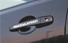 Wholesale Car Stickers Car Door Handle Stickers Reflective Stickers Auto Supplies For MAZDA CX CX5 CX Sticker