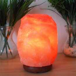 Wholesale Natural Himalayan Rock Salt Lamp Quality Himalaya crystal salt lamp authentic s level spring crystal salt lamp kg