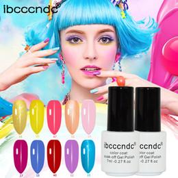 IBCCCNDC Top Base Coat Gel Nail Polish Semi Permanent Primer Varnish Soak-off Nail Gel Top Coat Nails Art Manicure Tools