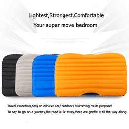 Wholesale Top Selling Car Back Seat Cover Car Air Mattress Travel Bed Inflatable Mattress Air Bed Good Quality Car Bed Garden Sets