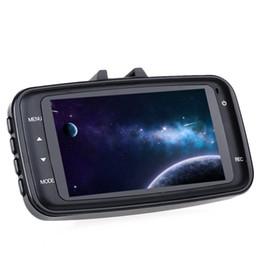 """Compra Online Cámaras de guión recuadro negro-2.7 """"Grabadora de cámara DVR del coche GS8000 Novatek 96220 HD 1080P Registrador de vídeo automático de visión nocturna caja negra Dash Cam DVR Cámara"""