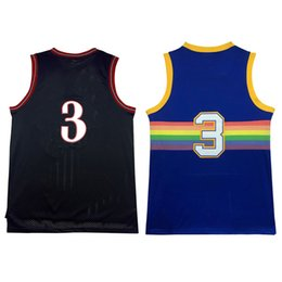 Wholesale Throwback Mesh AV Basketball Jersey stitched Jerseys Embroidery Logos AV High School Jersey