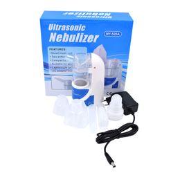 110V 220V home health care portable nebulizer Portable Ultrasonic Atomizer Household Inhaler for child and adult