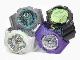 2016 de calidad superior relogio 110 sin caja de relojes deportivos para hombres, hombres de la marca de lujo ver reloj de pulsera del cronógrafo LED, reloj militar, reloj digital