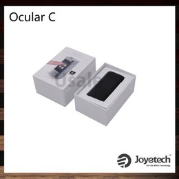 Wholesale Joyetech Ocular C W Inch Touch Screen Box Mod VT Software For Upgrading GB Smart System With Phone APP Original