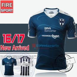 Monterrey 2016-2017 Home Soccer Jersey Thailand Quality Cheap Shirts,Sports & Outdoors Soccer Wear,NEW Discount Cheap Football Jerseys Wear