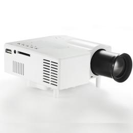 Acheter en ligne Pc hd-Projecteur mini-projecteur en gros-bon marché HD TV projecteur home cinéma HDMI LCD LED Game PC mini-projecteurs numériques projecteur 1080P 100 lms
