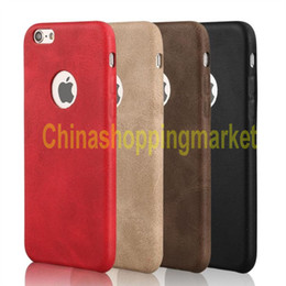 Wholesale For iphone Plus Holster Pouch Leather PU Samsung Note7 Mobile Cell Phone Cases Covers Slim Retro luxury s S7 Edge Smartphone Android News