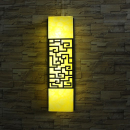 Wholesale Artificial marble wall light LED Lamp Wall Mount for Outdoor Garden Door Entrance Yard Waterproof wall Lights For Home Garden