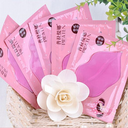 PILATEN Crystal Collagen Lip Mask Collagen Protein Crystal Women Replenishment Lip Film Lip color free shipping DHL 1800PCS lot