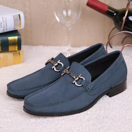 Moda Italia Hombres Oxford Zapatos Zapatos de vestir de cuero genuino vestido Zapatillas Slip On Espadrilles